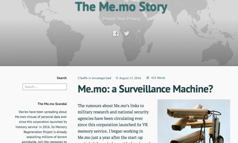 Me.Mo blog